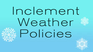 Closing & Inclement Weather